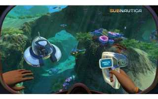 Subnautica — Продажи подводного симулятора превысили 5 млн копий