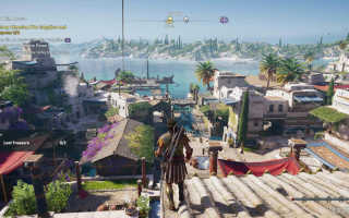 Assassin's Creed Odyssey дата выхода 5 октября 2018 года