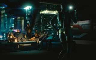 Cyberpunk 2077: Online — Разработчики работают над мультиплеером