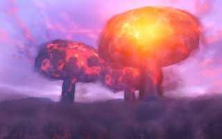 Fallout 76 — Новые поселенцы не умирают от ядерного взрыва