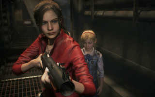 Где найти красный ключ в Resident Evil 2 Remake