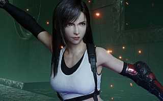 Final Fantasy 7 Remake — Дата выхода игры состоится 10 апреля