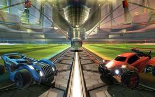 Rocket League — Энтузиасты превратили игру в воздушную битву