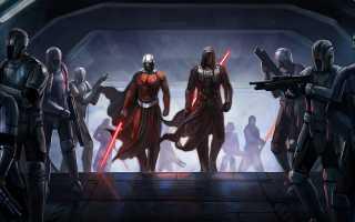Star Wars Knights of the Old Republic — EA работает над ремейком