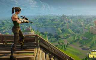 Fortnite: Разработчики добавили интересный режим — Прятки