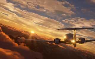 Microsoft Flight Simulator — Салон транспорта выглядят невероятно реалистично