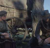 Red Dead Redemption 2 нашли баг позволяющий проходить сквозь текстуры