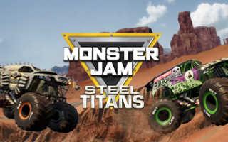 Monster Jam Steel Titans: Поступил в продажу симулятор гонок