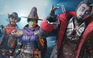 Apex Legends — 15 октября начнется хэллоуинский ивент и зомби-режим
