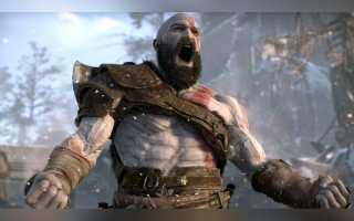 God of War 4 — Последняя пасхалка оказалась неприличной