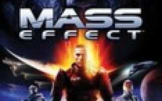 Mass Effect — Анонсирована пародия, которая выходит в 2021 году