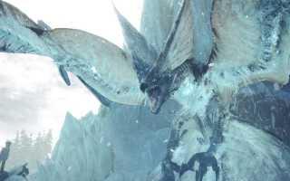 Monster Hunter World: Iceborne — Третье обновление получила трейлер (Видео)