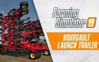 Farming Simulator 19: DLC John Deere Cotton пополнит ряды комбайнов