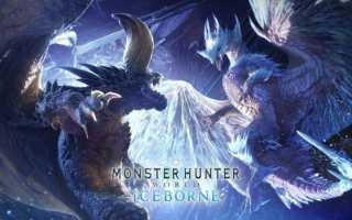 Monster Hunter: World — DLC Iceborne подняла небывалый рейтинг в Steam