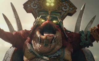 Карта кампании в Total War: Warhammer 2