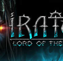 Iratus: Lord of the Dead — Игру выпустят 24 июля в Steam