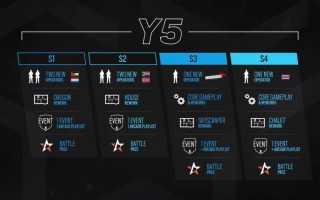 Rainbow Six Siege — Опубликован новый CGI-трейлер «Программа»
