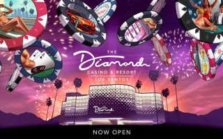 GTA Online Casino скоро появится в Diamond Casino and Resort