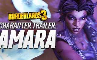 Borderlands 3 — В Steam за 6 месяцев игра набрала 90 000 игроков