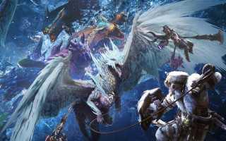 Monster Hunter World: Iceborne — Создатели продемонстрировали битву с Раджангом