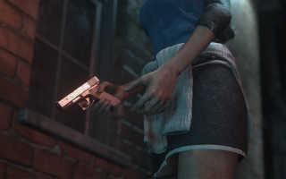 Resident Evil 3: Remake — Компания Capcom заменила юбку Джилл на шорты