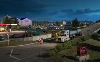 American Truck Simulator — Новое DLC добавляет штат Айдахо