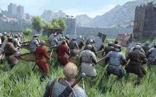 Mount & Blade II: Bannerlord — Руководство по игре