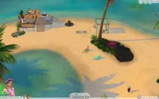 The Sims 4: Разработчики добавили дополнение «Island Living»
