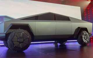 GTA V — Игру посетил пикап Tesla Cybertruck Илон Маск в шоке