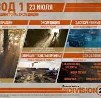 The Division 2 сюжет будет происходить в разрушеном Вашингтоне