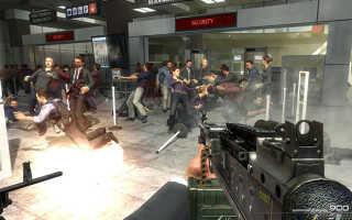 Call of Duty: Modern Warfare — Появилась видео о сюжетной компании