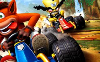 Crash Team Racing Nitro-Fueled — 16 января пройдёт Гран-при Rustland