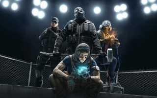 Rainbow Six Siege — Подвергся мощной DDoS атаке Ubisoft в шоке