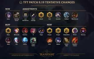 Teamfight Tactics — Патч 9.19 добавил нового персонажа Кай'Су