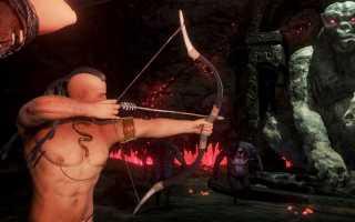 Как сделать лук в Conan Exiles и как стрелять