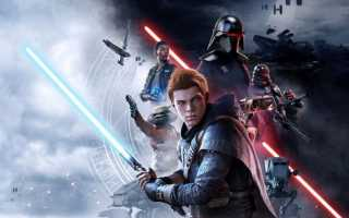 Star Wars Jedi: Fallen Order — EA представили новый трейлер и показали врагов