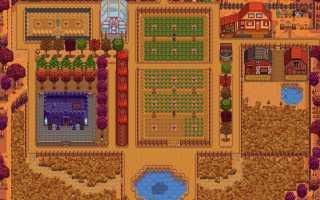 Stardew Valley — Симулятор фермы будет стандартной игрой автомобиля Tesla