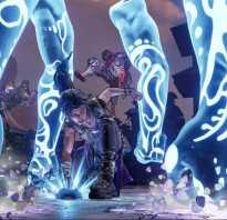 Borderlands 3 — Разработчики показали Амару нового персонажа