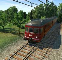 Transport fever: поезда