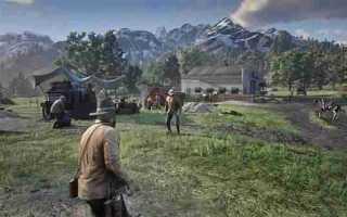 Как начать дуэль и выстрелить в Red Dead Redemption 2