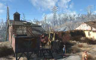 Fallout 76: Wastelanders — Как построить Лагерь (C.A.M.P.) и переместить