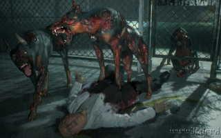 Resident Evil: Revelations HD — Получил первые моды Nude