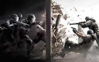 У разработчиков Rainbow Six Siege были идеи для оперативника со способностями Человека-паука