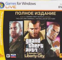 Grand Theft Auto IV — Games for Windows Live напрочь закрыл игру в Steam