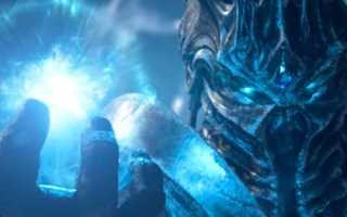 World of Warcraft — 15 января DLC Shadowlands добавит рыцарей смерти