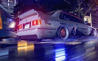 Need for Speed Heat — получил релизный трейлер в котором показали два основных режима гоночного симулятора