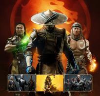 Mortal Kombat 11: Фрост появилась перед выходом файтинга