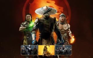 Mortal Kombat 11 — Терминатора и Джокера добавят 11 октября