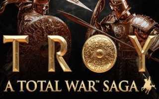 A Total War Saga: Troy — Разработчики поделились скриншотами