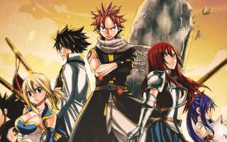 Fairy Tail RPG — Продюсер не будет показывать новых персонажей